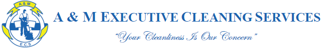 A&M Executice Cleaning Services Co Ltd Logo